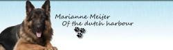 banner of the dutch harbour